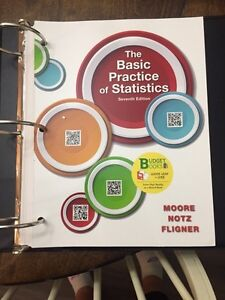 The Basic Practice of Statistics. Seventh Edition