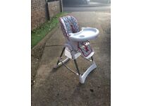 Red Kite Ultimo High Chair