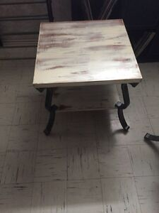 Shabby chic coffee/end tables