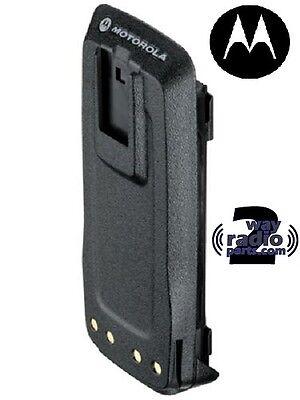 The Best Real Motorola Pmnn4077c Mototrbo Impres Li-ion Battery Xpr6550 Xpr6500