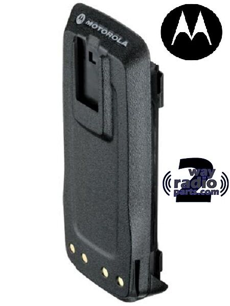 Real OEM Motorola PMNN4262AR IMPRES LiIon IP57 2850mAh BATTERY XPR6550 XPR6500