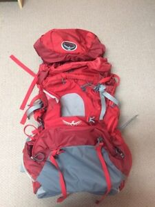 Osprey Ariel 65L Women's Pack. Size -Medium Strathcona County Edmonton Area image 1