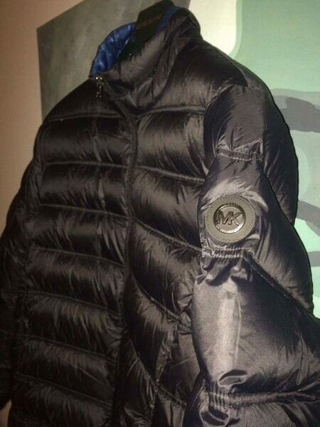 Micheal kors puffer jacket