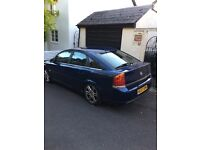 Vauxhall vectra 1.8 53 plate