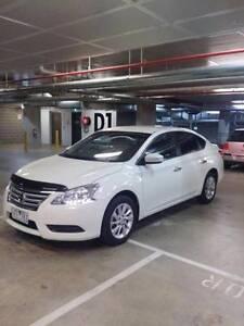2013 Nissan Pulsar B17 ST Sedan Diamond White CVT automatic 1.8i Doncaster Manningham Area Preview