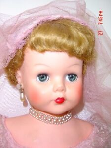 "1957 - 30"" Sweet Rosemary Deluxe Reading Doll Collectible"