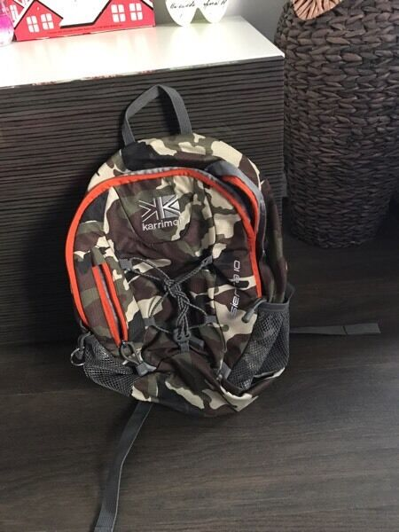 Kids karimor bag