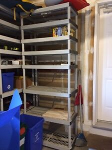 Garage/basement Storage Shelf