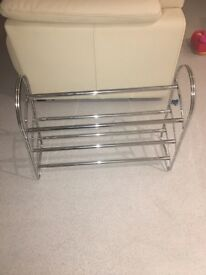 3 Tier Extendable Shoe Storage Rack