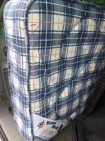Lovely thick single mattress