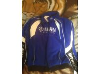Brand new Yamaha fleece jacket