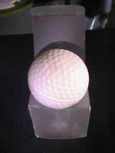 GOLF BALL SOAP BALL from Florence ($5.95)