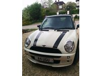 Beautiful Mini Cooper Premium Edition - Leather - Pan Roof - NEEDS GEARBOX