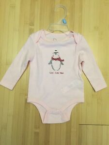 New with tags 3-6 month Christmas Oneies
