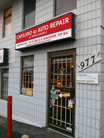 Automotive A/C Services Available at Capilano Rd Auto Repair