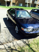 2002 Saab 9-3 sedan/hatchback special edition