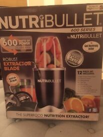 NutriBullet 12 piece set