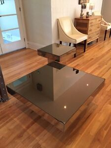 Table stainless haute gamme moderne