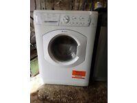 Hotpoint 7 kilo washing machine
