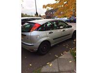 Ford Focus 1.6 zetec 1.6i 2003