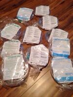 15x brand new packages of oxygen tubing