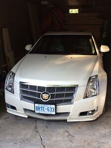 REDUCED 2010 Cadillac CTS 3.6 litre