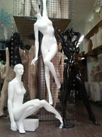 MANNEQUINS TABLES BALLET BAR RACKS HANGERS PLANTS