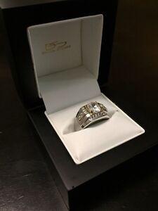 Daniel Steiger White Gold Ring