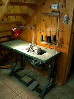 Industrial Serger Sewing Machine by Brother
