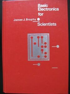 Basic Electronics for Scientists