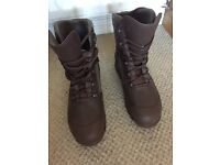 Army Combat Boots - 11M.
