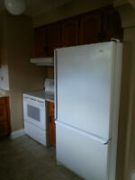 Kenmore stove & over range hood for sale