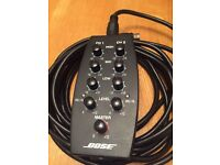 Bose Remote with lead for L1 systems