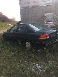 1998 honda civic 400$ reduced price obo need gone asap Peterborough Peterborough Area image 3