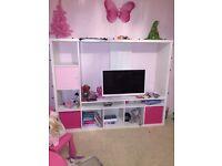 Child's TV/storage unit for sale