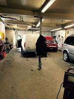 Garage a louer pour Mecanique ou autre. Situé a Lasalle. 2800 sq
