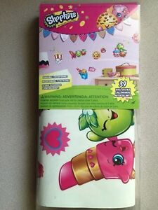 Shopkins Wall Decals--never opened.  Windsor Region Ontario image 1