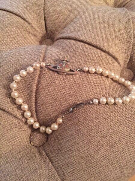Vivienne Westwood Orb necklace Sold