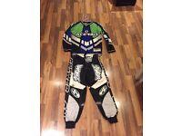 Kids motorcross kit