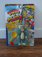 Vintage 1989 Tom and Jerry Toy Figure