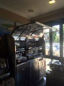 Cheap Fully Lockable Stainless Steel MVU Mobile Coffee Cart Roselands Canterbury Area Preview