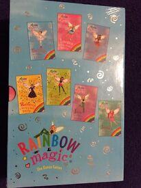 Rainbow Magic Dance Fairies - 7 books - brand new