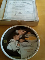 8 Assorted Collectors Plates - $40 Each