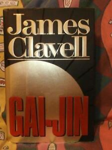 Gai-Jin by James Clavell (hardcover)