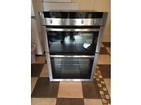 Neff U15M52N3GB Electric Built-in Double Oven - Rrp £679