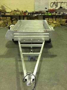 WA Best Value! LICENSED FULLY GALVANIZED 7x4 BOX TRAILER O'Connor Fremantle Area Preview