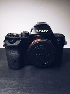 Sony A7 Full Frame Mirrorless Camera