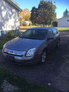 2007 Ford Fusion - needs new motor
