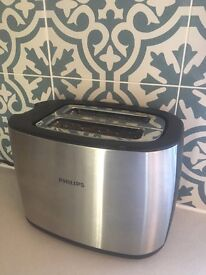 Philips Stainless Steel Toaster