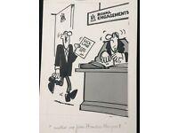 Rod Macleod Royal cartoon drawings